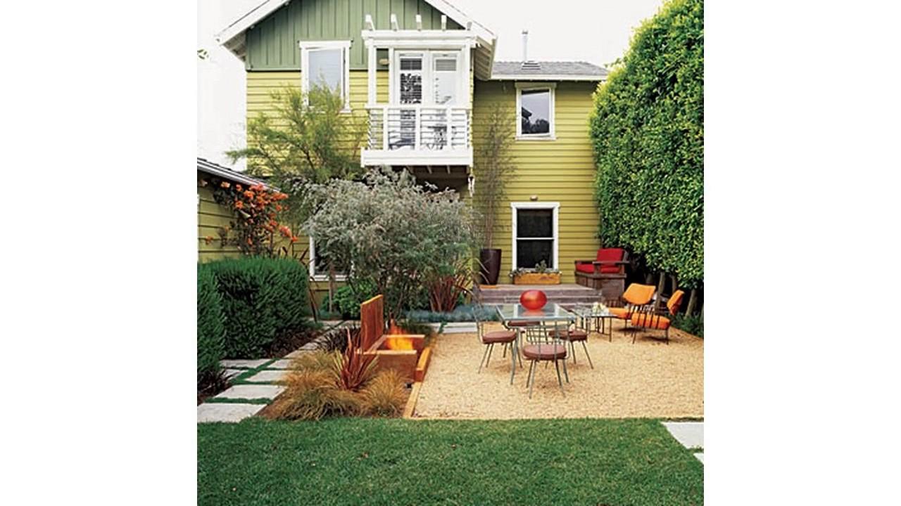 Hermosos muebles de jard n para peque os jardines para casa youtube - Casa muebles jardin ...