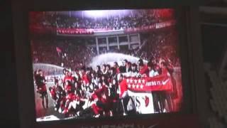 2011ナビスコ準々決勝 鹿島3-2横浜FM 選手紹介