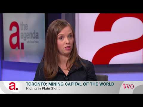 Toronto: Mining Capital of the World