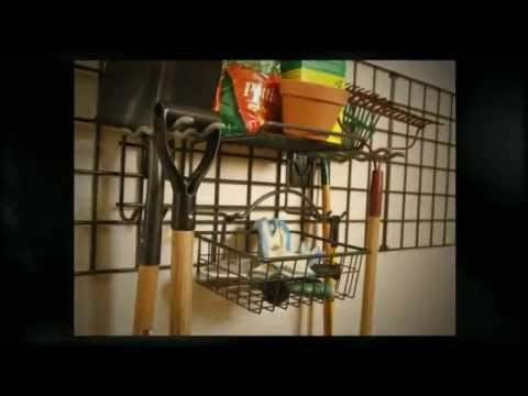 Garage Organization From Tailored Living Featuring PremierGarage