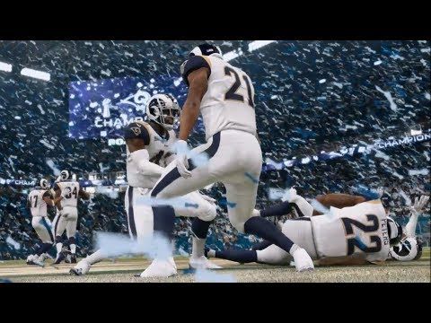 Madden NFL 20 - Super Bowl Gameplay (PS4 HD) [1080p60FPS]
