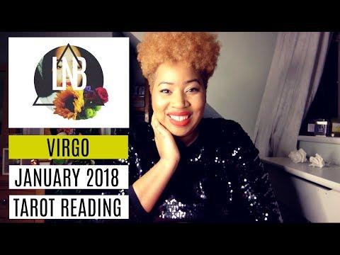 Virgo You're Not at Fault, Trust the Rewards. January 2018 Tarot Reading