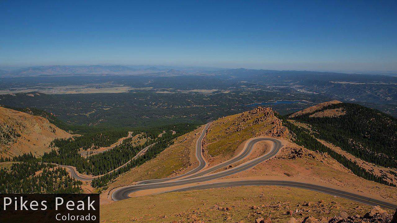 pikes peak colorado cycling inspiration education youtube