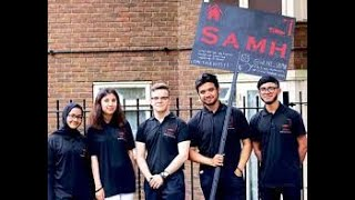 SAMH (Streets Aren't my home) - Waltham Forest Community Hub - East London Leaders
