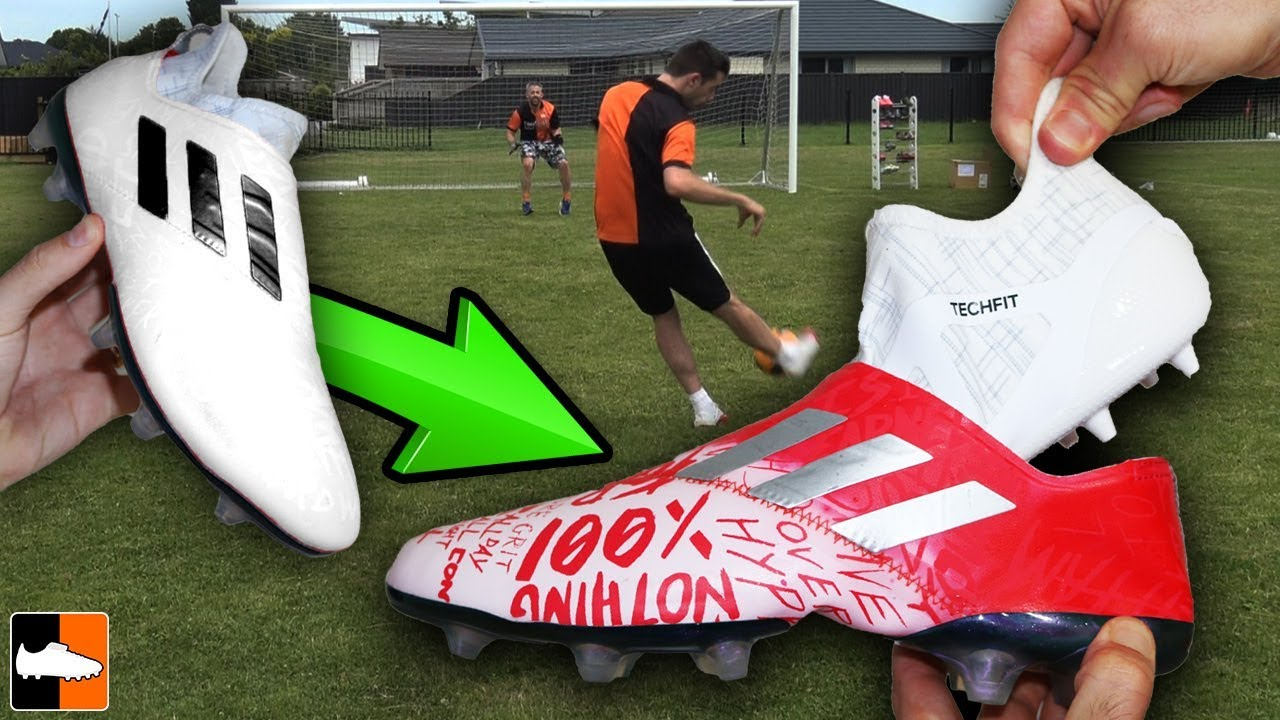 93cc1c3ece7 World s Craziest Boots! 🌞⚽🔥 How Do They Work… !