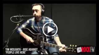 Tim McIlrath (Rise Against) - People Live Here