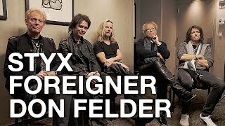 Styx and Foreigner - Real-Life