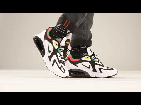 NIKE AIR MAX 200 AQ2568 101   Sneaker CAGE YouTube