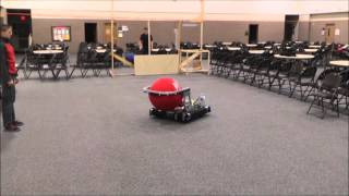 Repeat youtube video FRC Team 2481 Roboteers 2014 Reveal Video Aerial Assist