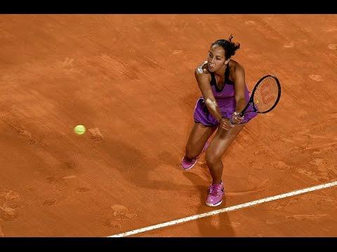 2016 Internazionali BNL d'Italia Second Round   Madison Keys vs Petra Kvitova   WTA Highlights
