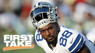 First Take Reacts To Dez Bryant