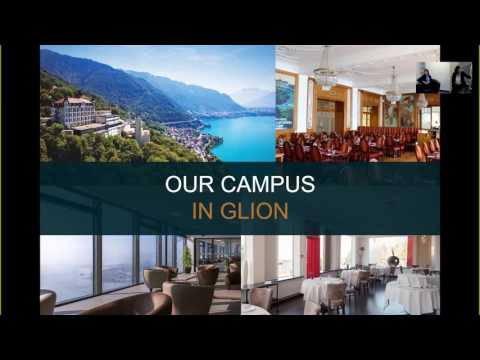 Bachelor Degree in Hospitality Webinar with Students