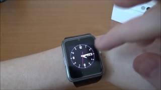 ОБЗОР Умных часов Smart Watch GT08 c Aliexpress