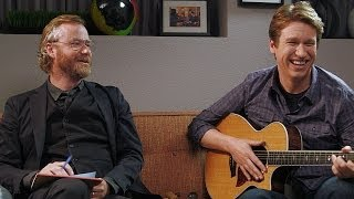 Pete Jams With The National's Matt Berninger