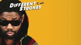 K Adu ft Team Salut - Stamina Different Strokes EP