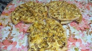 Меню на день: Пицца с Грибами\ Что Готовила
