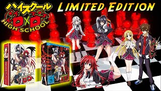 High School DxD (2012) - Kaze / Funimation Limited Edition Unboxing