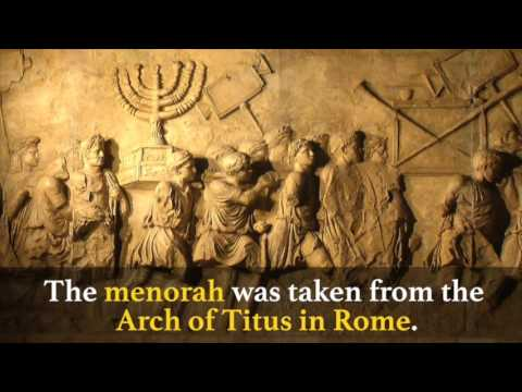 WATCH: How The Menorah Became Israel's National Symbol And A Beacon Of Hope For The Jewish People.