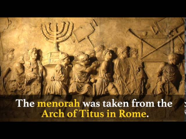 Watch How The Menorah Became Israels National Symbol United With