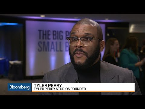 Tyler Perry Says Entrepreneurs Need to Know When to Let Go