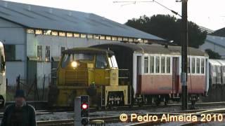 [HD]Sentinel CP 1175  - Allan CP 0363 Entroncamento 02-12-10