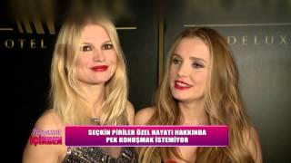 MERAL KAPLAN VE SEÇKİN PİRİLER - TV360 HAYATIN İÇİNDEN Resimi