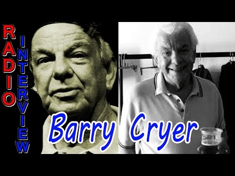 Barry Cryer Radio Interview with Rob Charles
