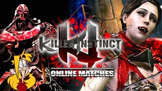 This Mira Was TERRIFYING: Fulgore - Killer Instinct Online Matches
