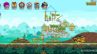 Angry birds friends level 4 mobile ver (20/2/2019)