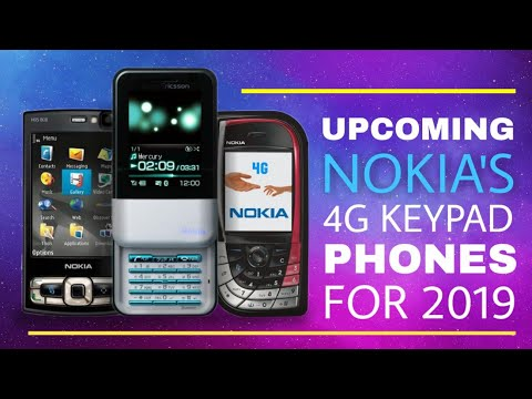 4 Best Upcoming Nokia's 4G Keypad Phones | Launch Date | Prices | Specification