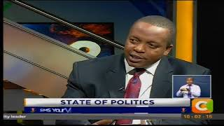 Citizen Live At 9 | State Of Politics #LiveAt9
