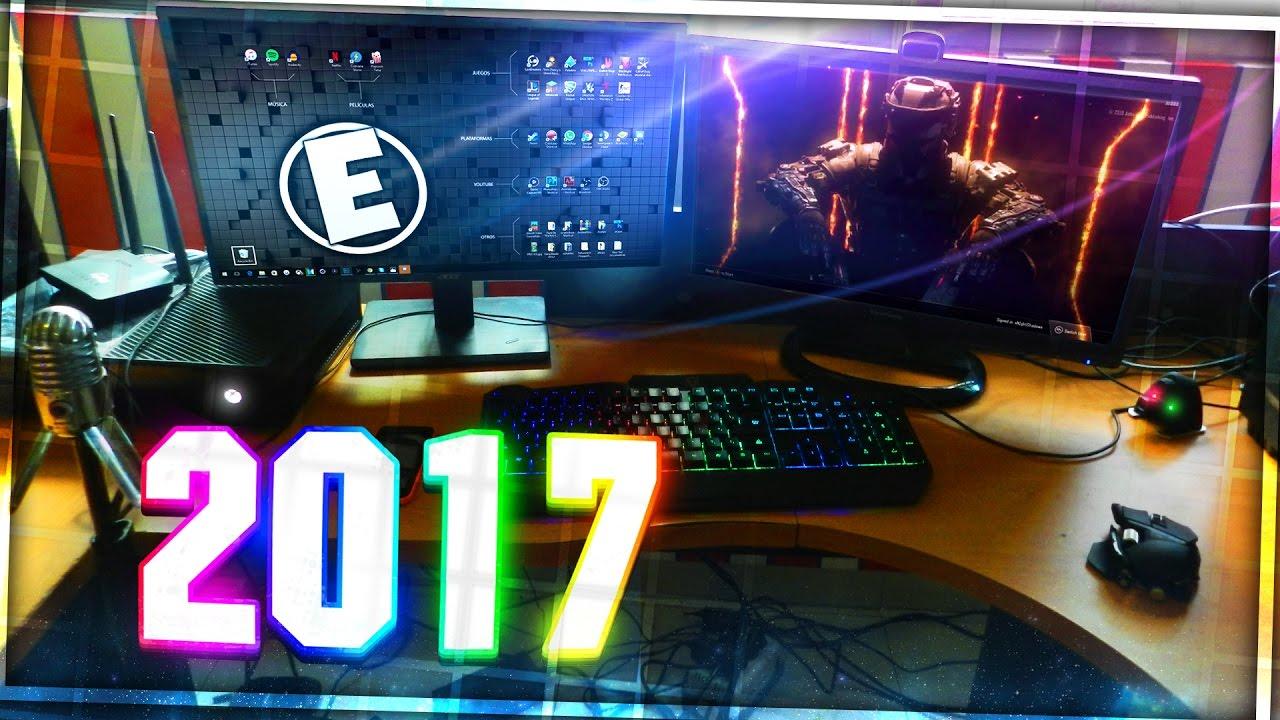 MI SETUP GAMER 2017!!   @ESPOKETY   SETUP GAMING 2017 ... - photo#13