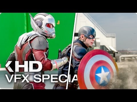 CAPTAIN AMERICA: Civil War - Behind the Visual Effects (2016)