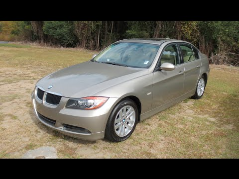 2007 Bmw 328i Full Tour Youtube