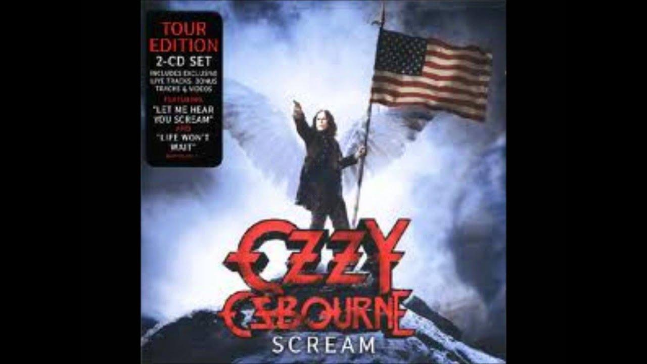 Ozyy Scream Tour