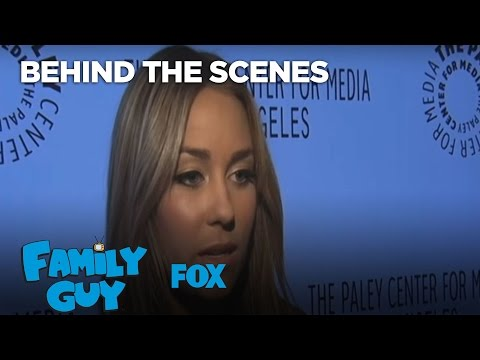 Interview with Lauren Conrad on her Family Guy appearance | Season 7 | FAMILY GUY