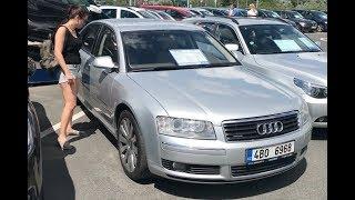 30 bin TL ye Audi A8 !!! - Avrupa' da 2. El Araba Fiyatları