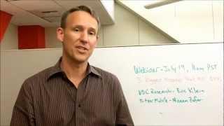 BYOD Webinar Jul 19 2012 - Enterprise Security for Mobile Devices