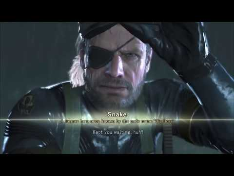 Metal Gear Quotes Burned Into My Memory