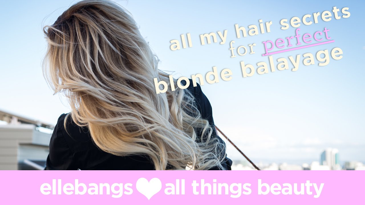 Diy Fall Hair Tips How To Get The Perfect Blonde