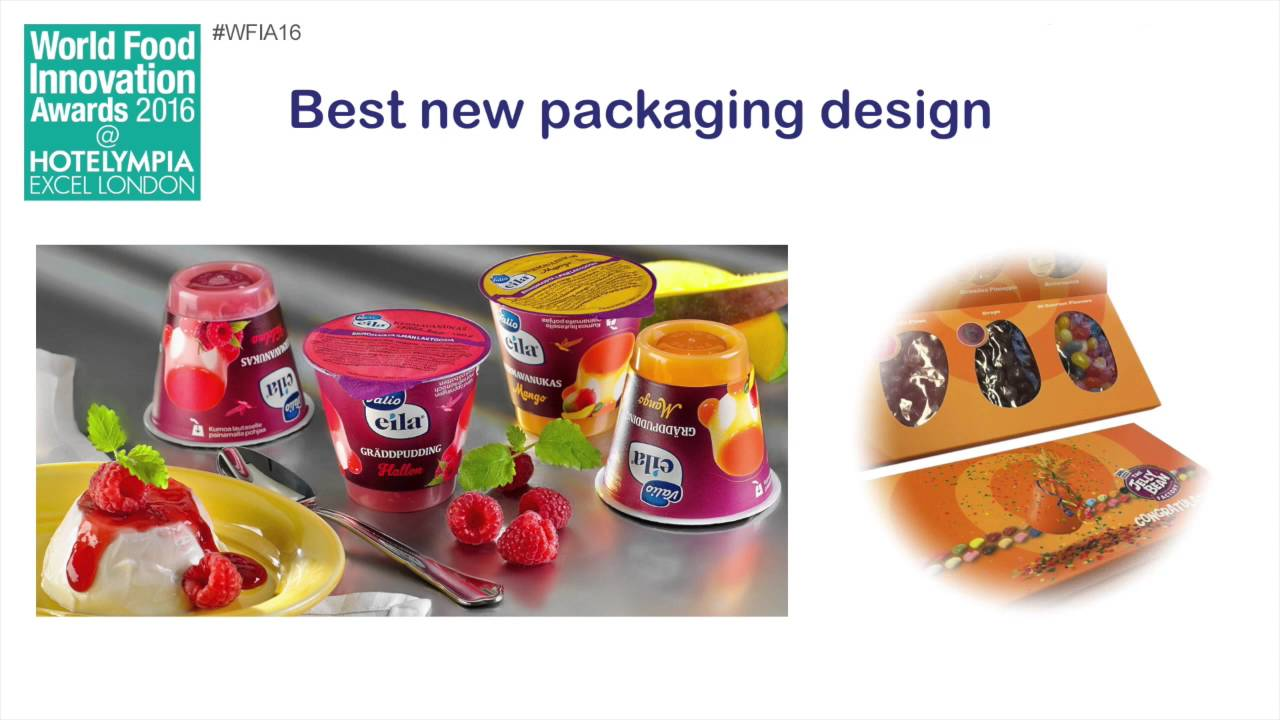 Best Snack Packaging Design
