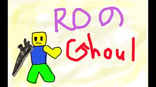 ROBLOX Ro-Ghoul   Play with my friend neo! EP1