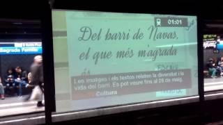 EXPO DIVERSITATS AL METRO MouTv