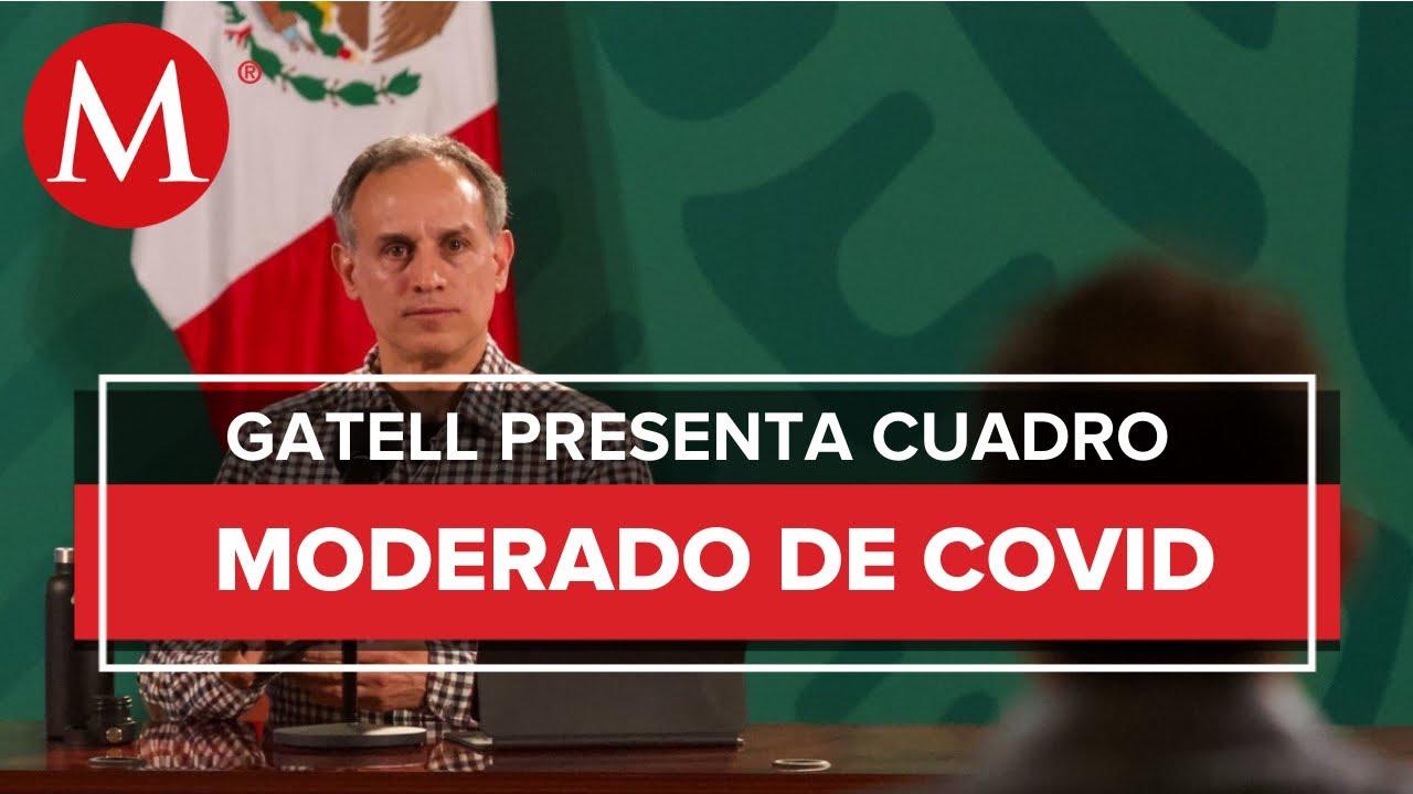 López-Gatell está hospitalizado desde el miércoles; tiene covid moderado: Ssa