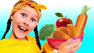 Yes Yes Vegetables Songs | 동요와 아이 노래 | 어린이 교육 | Emi & Niki Kids Songs