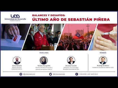Balance último año de Sebastián Piñera