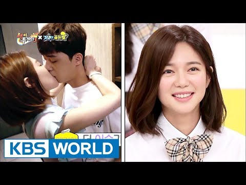 """Elijah talks about her kissing scene with ParkSeojun!…""""I was so nervous!""""[Happy Together/2017.08.31] Mp3"""