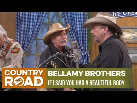 """Bellamy Brothers sing """"If I Said You Had a Beautiful Body"""" on Larry's Country Diner"""