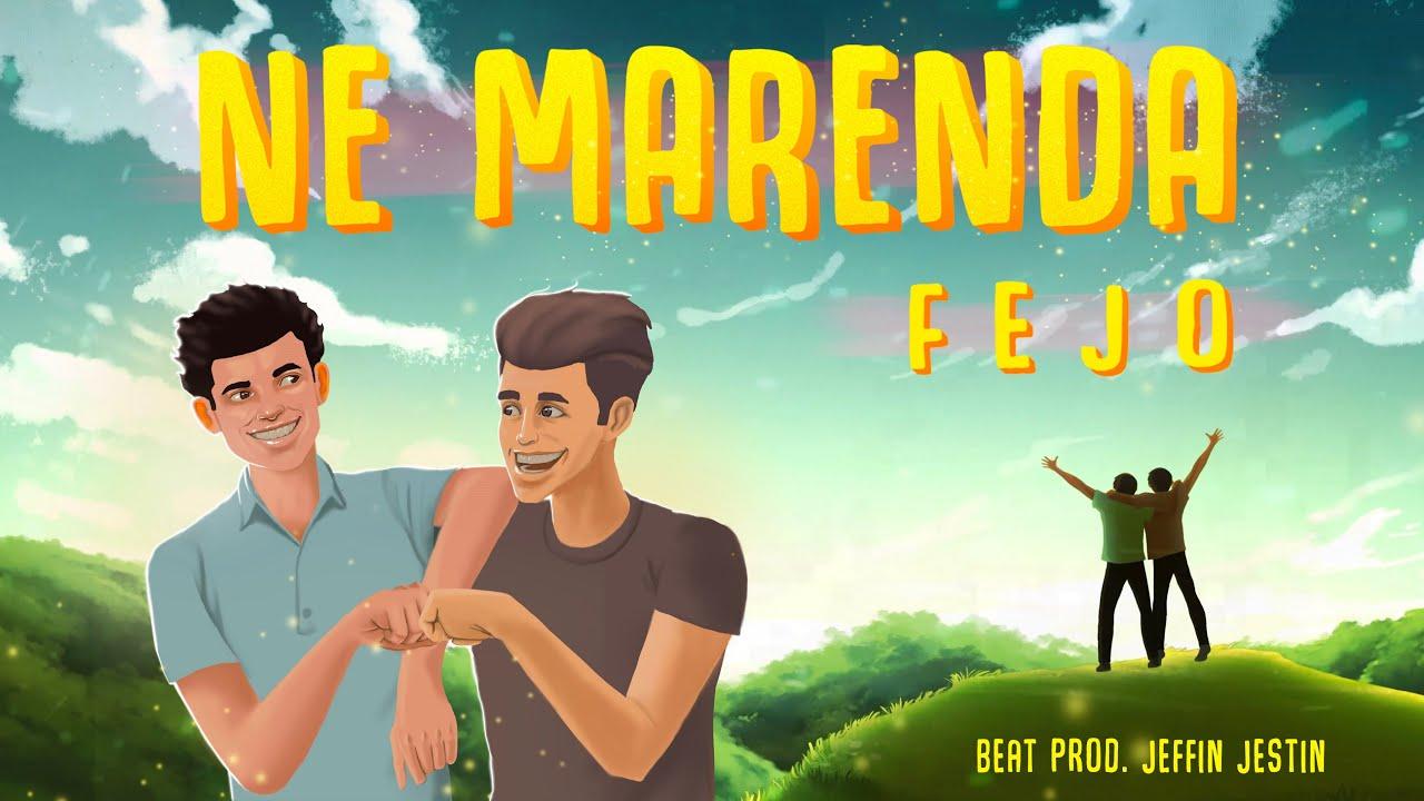 Fejo - Ne Marenda | Malayalam Song [Official Lyric Video] (Prod. Jeffin Jestin)