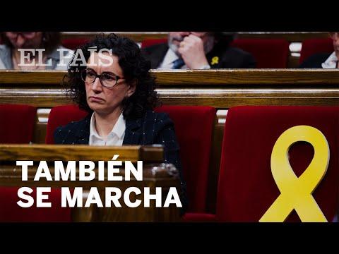 Marta Rovira huye de España | Internacional